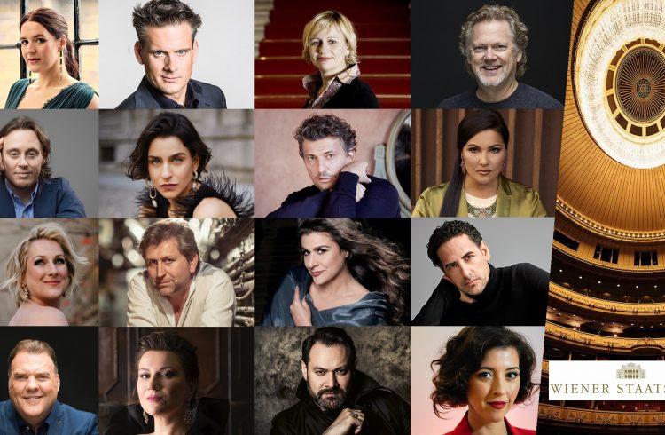 Wiener Staatsoper 21/22; Vienna Opera; Anna Netrebko; Jonas Kaufmann; Lisette Oropesa; Cecilia Bartoli