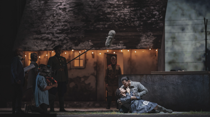 Siberia MMF; Maggio Musicale Fiorentino; Umberto Giordano; Noseda, Yoncheva; Teatro del Maggio; Firenze