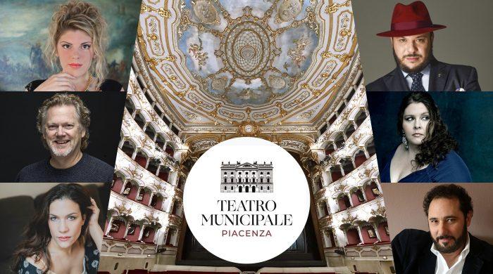 Autunno 2021 Piacenza; teatro Municipale Piacenza