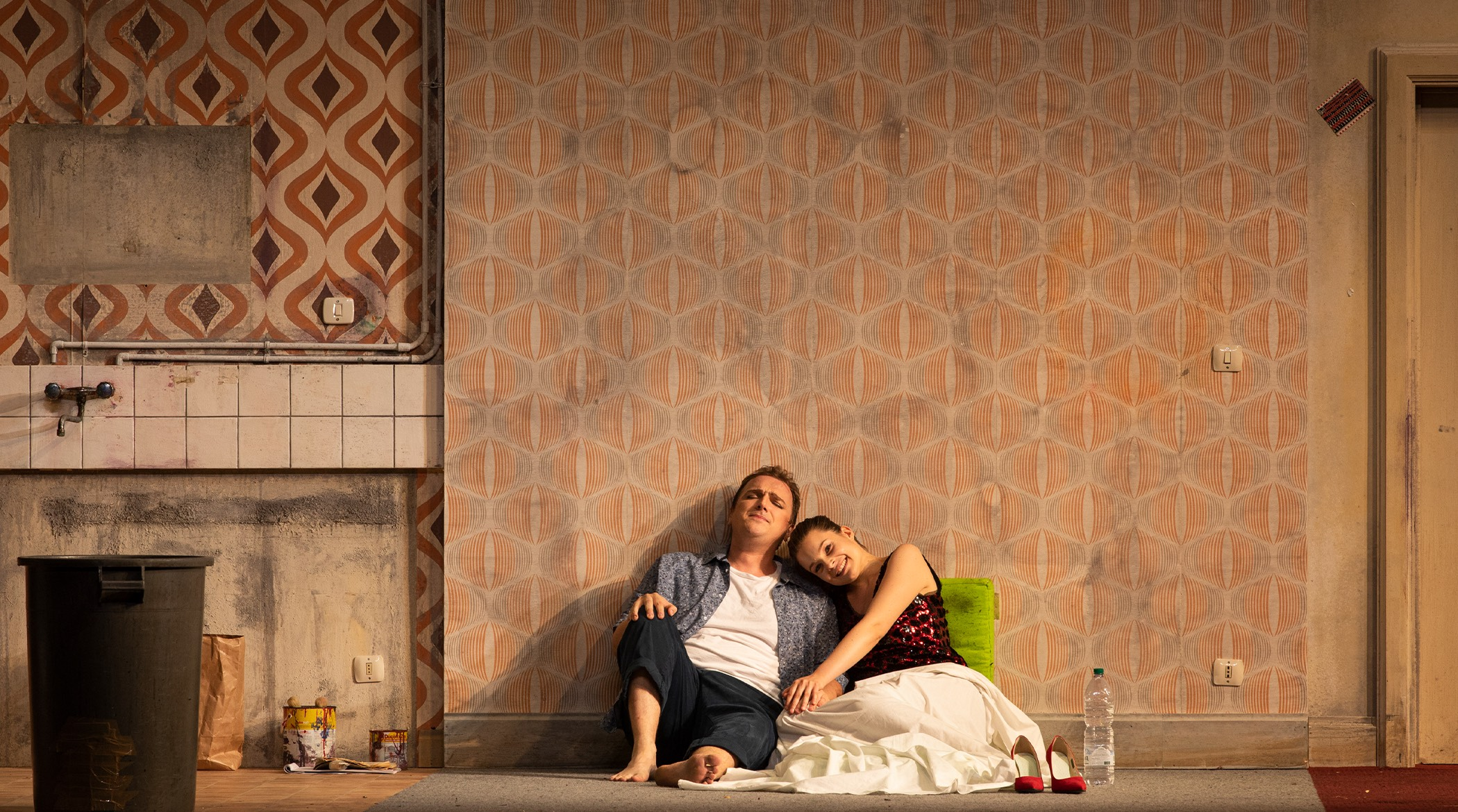 La Bohème; Puccini; TCBO; Teatro Comunale di Bologna; Graham Vick; TCBOBohème; BohèmeTCBO