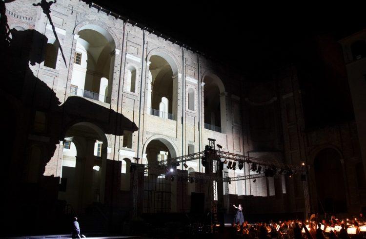 Tosca Piacenza; Palazzo Farnese; Meli; Salsi; Isotton