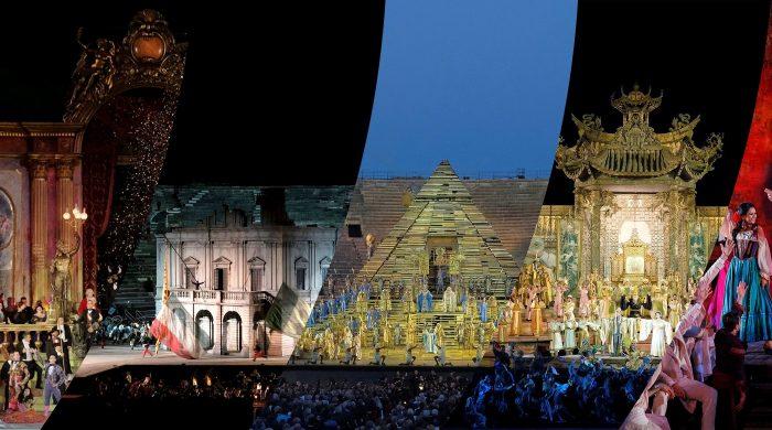 Arena 2022; Arena Opera Festival; Opera Festiva Arena di Verona