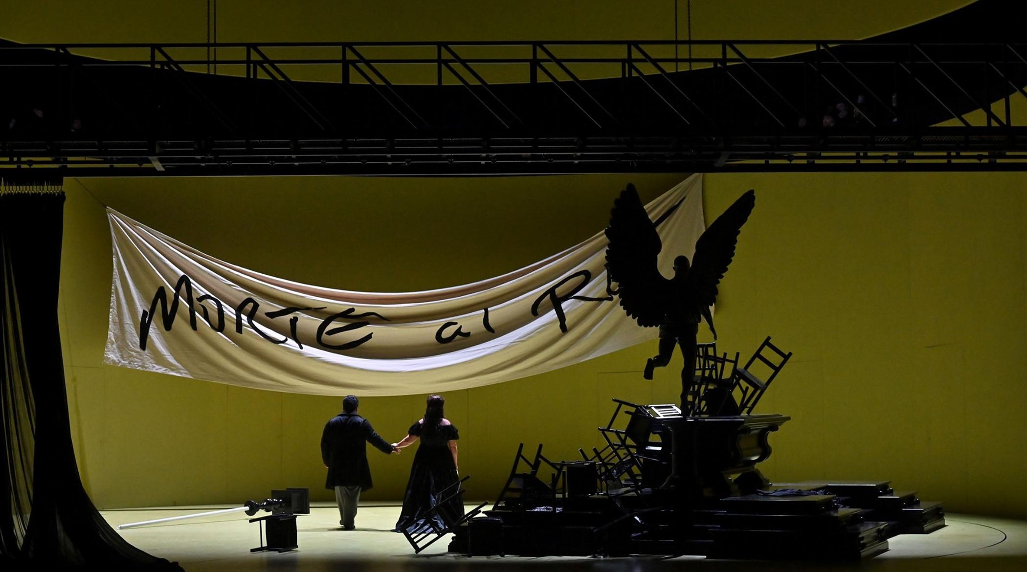 Festival Verdi Parma; Un ballo in maschera, Gustavo III; Giuseppe Verdi; Graham Vick;
