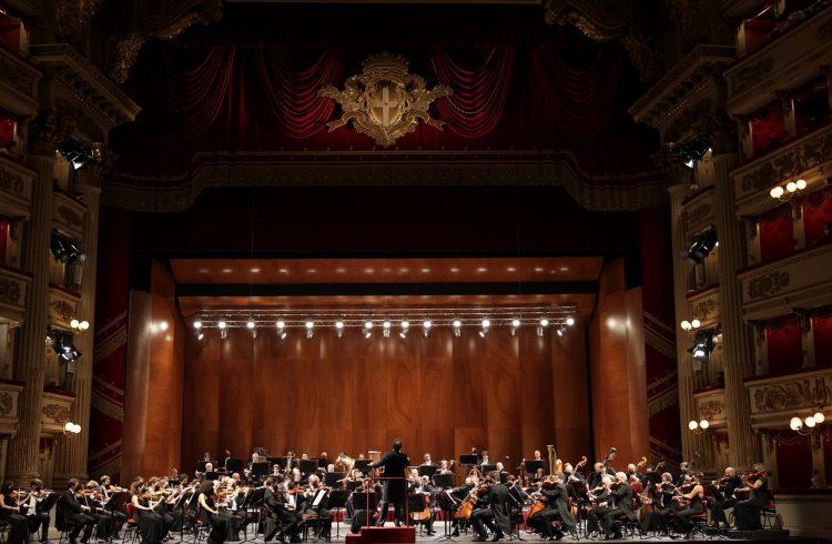 Daniele Gatti; Orchestra Accademia Santa Cecilia; Teatro alla Scala