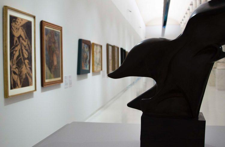 Galleria del Futurismo; Museo del Novecento; Milano; Museo del 900; Boccioni