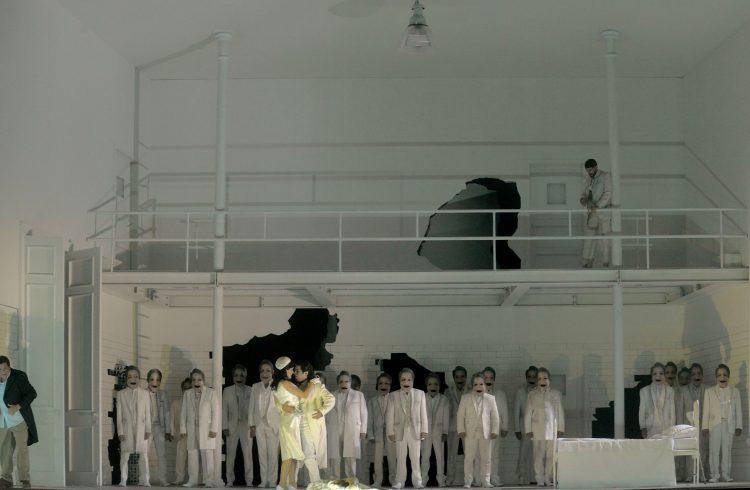 Rigoletto Michieletto Venezia; La Fenice; Gran Teatro La Fenice