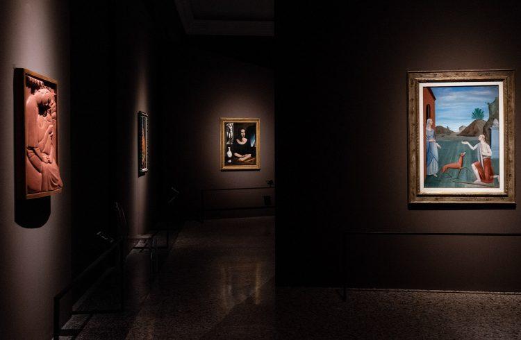 Realismo Magico; Palazzo Reale; Milano