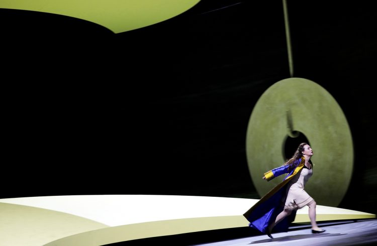 Salome Zurich; Opernhaus; Zurigo; Simone Young