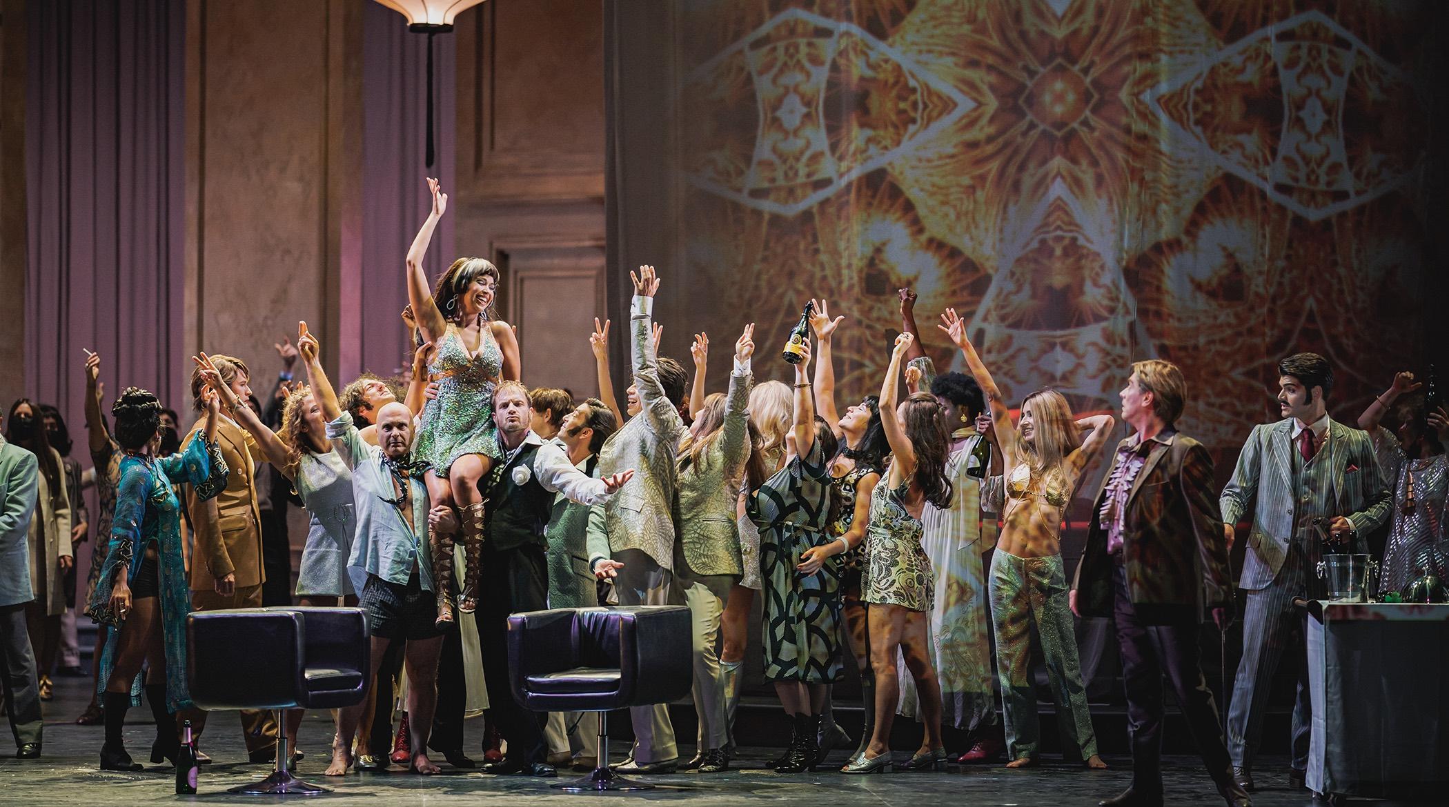 La Traviata, Firenze, Maggio Musicale Fiorentino; Nadine Sierra