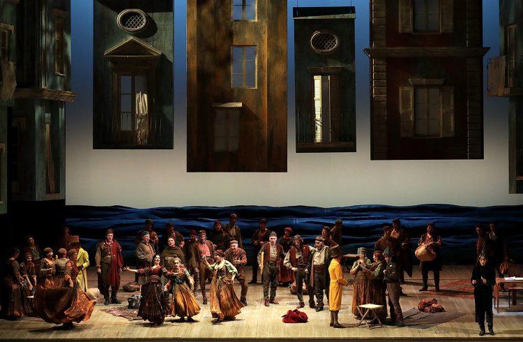 Turco in Italia; Teatro alla Scala; Rossini; Fasolis